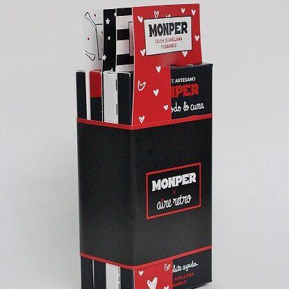 Pack Chocolate Monper X aire retro