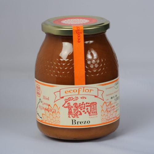 Miel de Brezo ecológica 1Kg Ecoflor